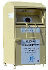 2300 liter vaste container
